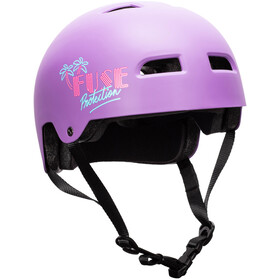 FUSE Alpha Helmet, matt miami purple